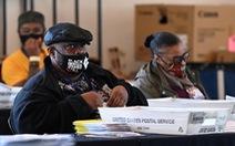 Chiến dịch Trump tuyên bố không chấp nhận kết quả kiểm phiếu lại ở Georgia