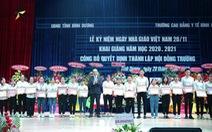 Công ty Rohto-Mentholatum (Việt Nam) trao nhiều học bổng vì cộng đồng