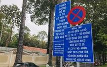 Đề xuất Công ty Thanh niên xung phong quản lý thu phí đậu xe lòng đường