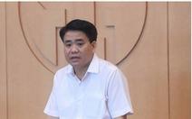 'Ông Nguyễn Đức Chung chỉ đạo chiếm tài liệu mật vì có người nhà liên quan vụ án'