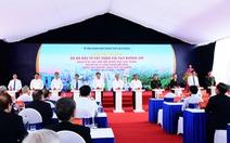 Thủ tướng nhấn nút khởi công dự án nâng cấp đường 359 kết nối Hải Phòng - Quảng Ninh