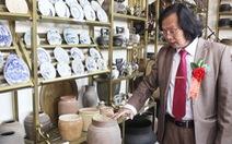 Thầy giáo dành hàng chục năm sưu tầm, mở bảo tàng khuyến học