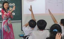 Yêu nghề dạy học - Kỳ cuối: Thay đổi để được những nụ cười
