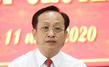 Bầu ông Phạm Văn Thiều làm chủ tịch UBND tỉnh Bạc Liêu