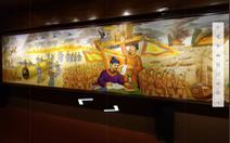 Trưng bày mộc bản triều Nguyễn bằng công nghệ 360 VR