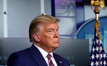 Tổng chưởng lý New York: Ông Trump sẽ 'từ chức' để được ân xá