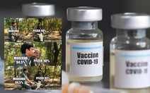 Cạnh tranh vắcxin ngừa COVID-19, người dùng hưởng lợi
