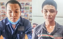 Bắt hai nghi phạm táo tợn cướp xe Vespa từ một năm trước