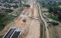 Cao tốc Bến Lức - Long Thành 'cầu cứu' TP.HCM ứng trước tiền đền bù giải tỏa