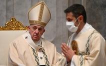 Giáo hoàng lần đầu tiên nói người Duy Ngô Nhĩ 'bị ngược đãi'