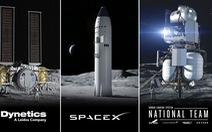 Các nước quay trở lại cuộc đua chinh phục Mặt trăng để làm gì?