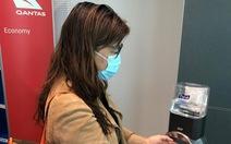 Qantas Airways có kế hoạch yêu cầu du khách quốc tế tiêm vaccine ngừa COVID-19
