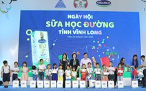 Nhìn lại một năm triển khai chương trình sữa học đường tại Vĩnh Long