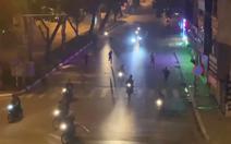 Triệu tập 6 thanh niên vác hung khí đuổi đánh nhau trên phố