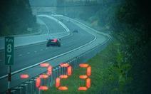 Chạy xe BMW tốc độ 223km/h trên cao tốc vì 'vội đi ăn cưới và thấy đường đẹp'