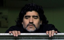 Sốc: Huyền thoại Maradona qua đời vì bệnh tim