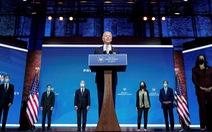 Tăng tốc chuyển giao quyền lực ở Mỹ dù ông Trump không có dấu hiệu nào nhận thua