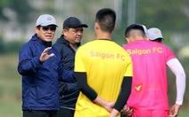 Lực lượng CLB Sài Gòn mùa bóng 2021 sẽ mạnh hơn rất nhiều