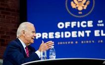 Bang Pennsylvania chứng nhận chiến thắng của ông Biden