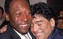Pele 'hẹn' Maradona chơi bóng ở thiên đường, Messi và thế giới tiếc thương