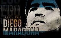 Sự nghiệp Maradona qua những con số
