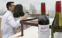 Trung Quốc áp thuế chống phá giá với rượu vang Úc