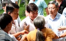 Chiều nay Thanh tra Chính phủ đối thoại với 50 hộ dân Thủ Thiêm