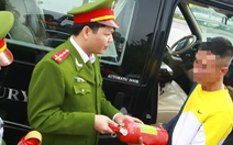 Chính phủ bỏ quy định ôtô dưới 9 chỗ phải lắp bình cứu hỏa