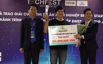 Nền tảng thương mại điện tử Nông sản giành giải nhất cuộc thi khởi nghiệp sáng tạo Startup Hunt 2020