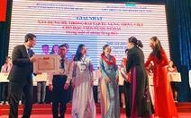 Công bố 10 công trình đạt giải thưởng sinh viên nghiên cứu khoa học năm 2020