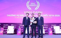 Masan Group dẫn đầu top 10 Thương vụ M&A tiêu biểu