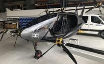 'Xe cứu thương trên không' chạy bằng điện, bay 300 km/h
