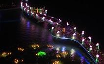 Độc đáo lễ hội ánh sáng 'Đêm Tây Đô huyền ảo'