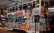 Hong Kong kỷ niệm 80 năm ngày sinh Lý Tiểu Long với chủ đề xe điện
