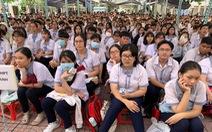 Sáng nay 29-11, tư vấn tuyển sinh, định hướng chọn ngành tại Bình Thuận