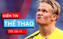 Điểm tin thể thao tối 28-11: Lần đầu đánh MMA tại Việt Nam, xác định 3 vé vào bán kết SV-League 2020