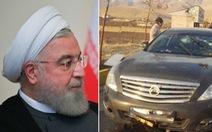 Các lãnh đạo Iran dọa trả đũa vụ ám sát 'cha đẻ hạt nhân Iran'