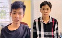 Bắt 2 thanh niên giả vờ mua xăng trong đêm rồi cướp