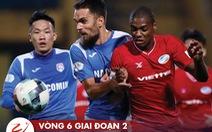 Kết quả, bảng xếp hạng V-League 3-11: Bình Dương và CLB TP.HCM cùng thắng 3-2