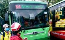 Xe buýt chưa hiệu quả