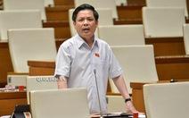 Bộ trưởng Nguyễn Văn Thể: dự án đường sắt đô thị 'bộc lộ nhiều vấn đề'