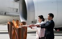 Nhật Bản bắt đầu hành trình rước đuốc Olympic, Paralympic tại Tokyo