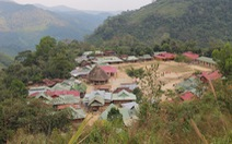 Đề án 'đi trước thời đại' ở Tây Giang: Dời làng