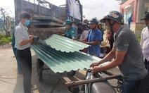 Dựng lại mái nhà cho dân Quảng Ngãi