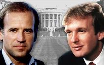 Xem ảnh Trump - Biden từ trai trẻ đến khi đối đầu trên vũ đài chính trị
