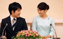 Công chúa Nhật Bản được cha đồng ý cho cưới thường dân làm chồng