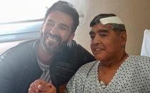 Bác sĩ phẫu thuật cho Maradona: 'Chết như thế là điều bình thường nhất trên đời'
