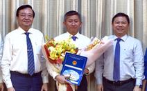 Ông Dương Trí Dũng làm phó giám đốc Sở GD-ĐT TP.HCM