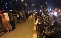 'Người nhái' cả đêm lặn tìm hai vụ nhảy cầu xuống sông Sài Gòn