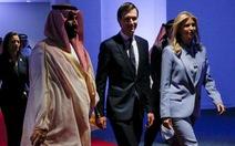 Con rể ông Trump tới Trung Đông, có màn hòa giải ấn tượng phút chót?